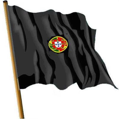 bandeira negra