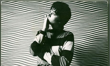 Bridget Riley 1964