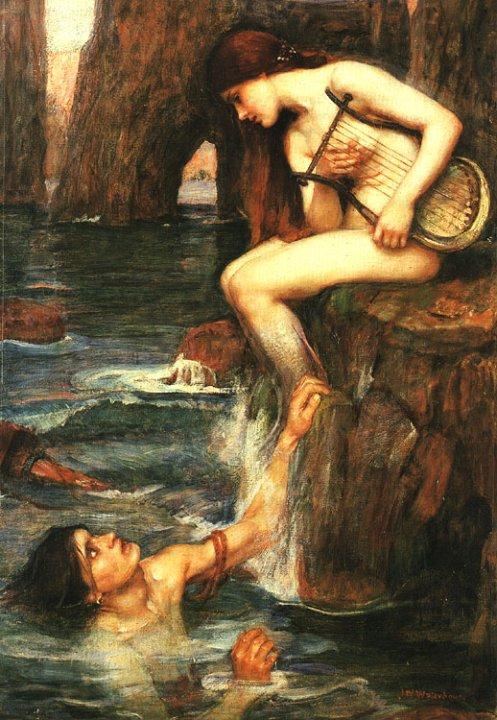 the siren 1900