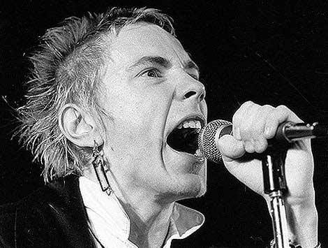 John Lydon 31 January 1956