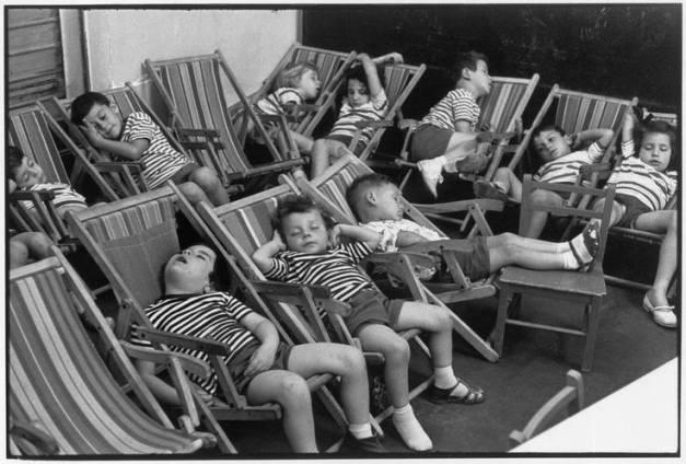 Henri Cartier-Bresson, Italy, 1960s