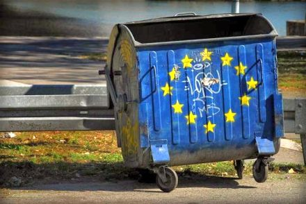 europa lixo